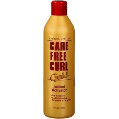 Foto van CARE FREE CURL Gold Instant Activator