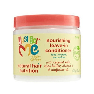 Foto van JUST FOR ME Natural Hair Nutrition Nourishing Leave In Conditioner