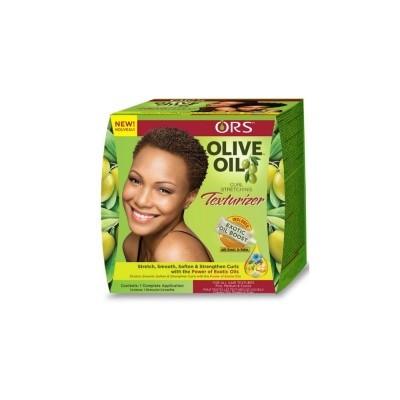 ORGANIC ROOT STIMULATOR Olive Oil Curl Stretching Texturizer