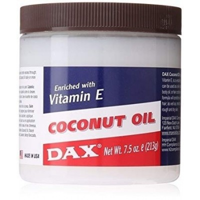 Foto van DAX Coconut Oil 7.5 oz