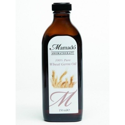 Foto van MAMADO Natural Wheat Germ Oil