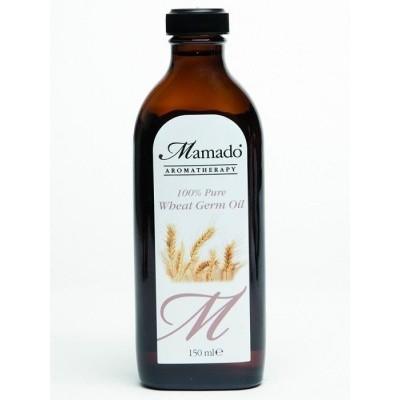 Foto van MAMADO Natural Wheat Germ Oil