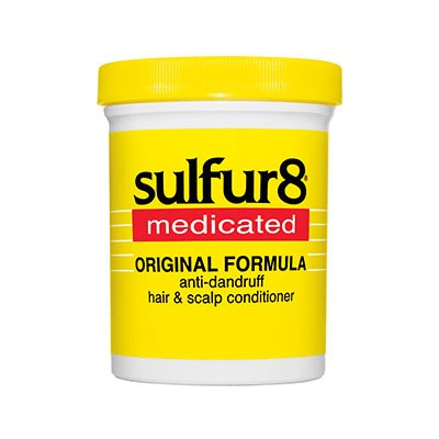 Foto van SULFUR 8 Medicated Original Formule 205 gr