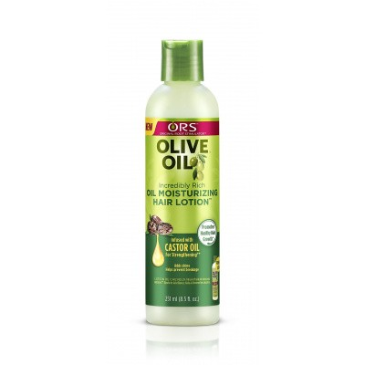 Foto van ORGANIC ROOT STIMULATOR Olive Oil Oil Moisturizing Lotion