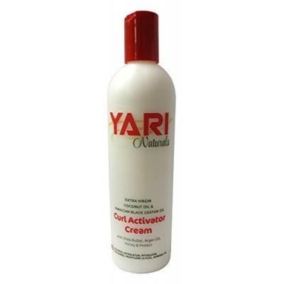 Foto van YARI Naturals Curl Activator Cream