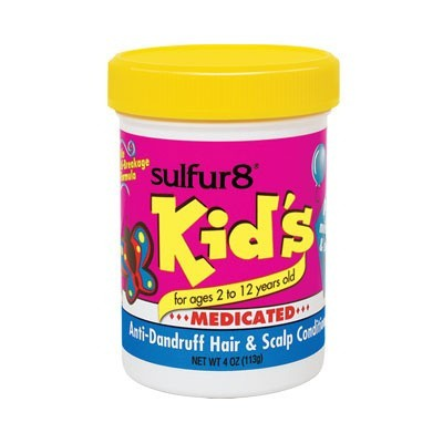 Foto van SULFUR 8 Kids Hair & Scalp Conditioner