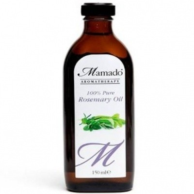 Foto van MAMADO Natural Rosemary Oil