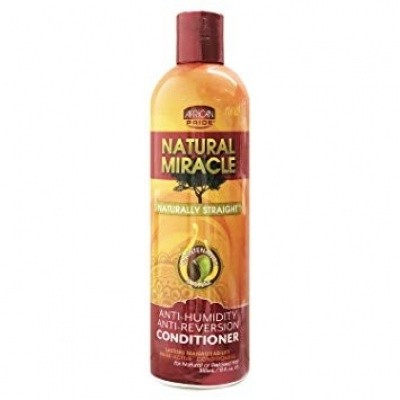 Foto van AFRICAN PRIDE Natural Miracle Anti Humidity Conditioner