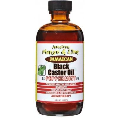 Foto van JAMAICAN MANGO AND LIME Castor Oil Peppermint