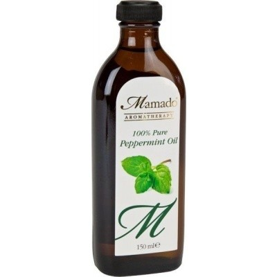 Foto van MAMADO Natural Peppermint Oil