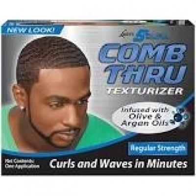 S CURL TEXTURIZER Comb Thru Regular