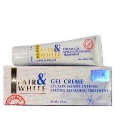 Foto van FAIR AND WHITE Lightening Gel Cream