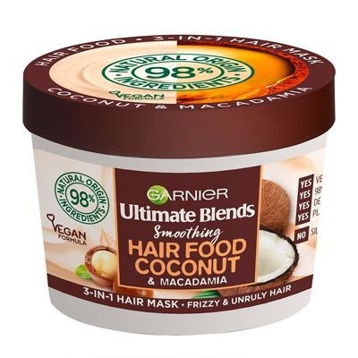 Foto van GARNIER HAIR FOOD Coconut & Macadamia