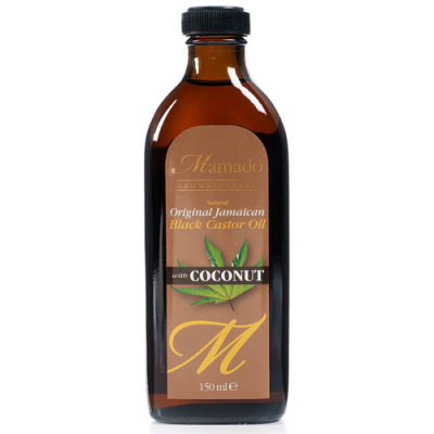 Foto van MAMADO Natural Jamaican Black Castor Oil Coconut