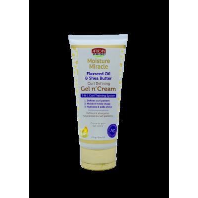 AFRICAN PRIDE Moisture Miracle Gel N'Cream