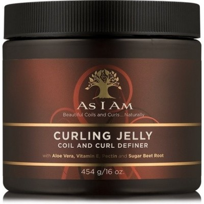 Foto van AS I AM Curling Jelly 16oz