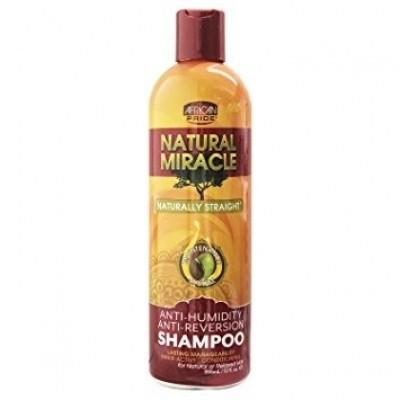Foto van AFRICAN PRIDE Natural Miracle Anti Humidity Shampoo