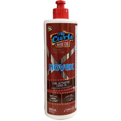 Novex My Curls Movie Star Curl Activator Leave-in 500 ml
