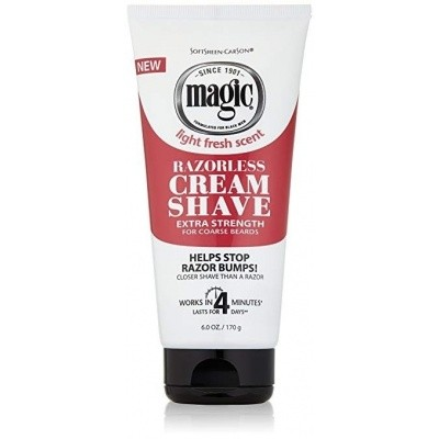 Foto van MAGIC Cream Shave Extra Strength