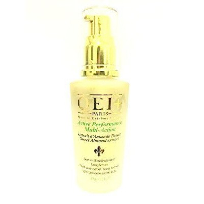QEI+ ACTIVE PERFORMANCE SERUM ALMOND