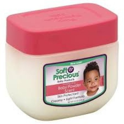 Foto van SOFT N PRECIOUS Nursery Jelly Baby Powder