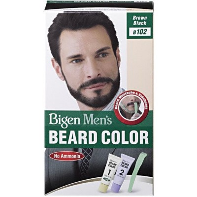 Foto van BIGEN Men's Beard Color 102