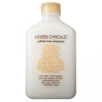 Foto van MIXED CHICKS Sulfate Free Shampoo 10 oz