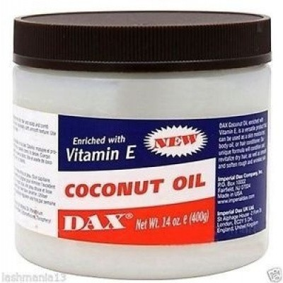 Foto van DAX Coconut Oil 14 oz