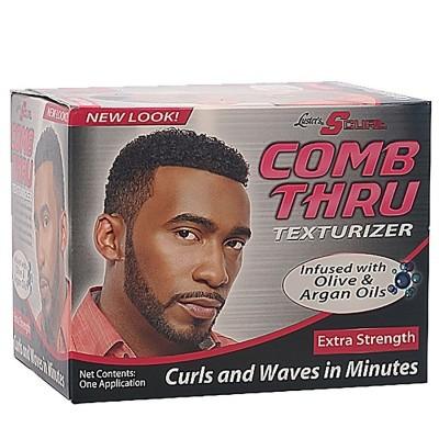 Foto van S CURL TEXTURIZER Comb Thru Extra Strenght