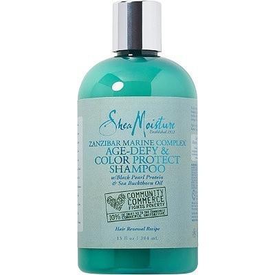 SHEA MOISTURE ZANZIBAR MARINE COMPLEX Shampoo
