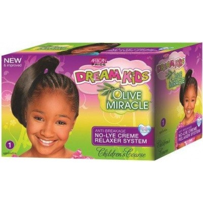 AFRICAN PRIDE Dream Kids Relaxer Coarse
