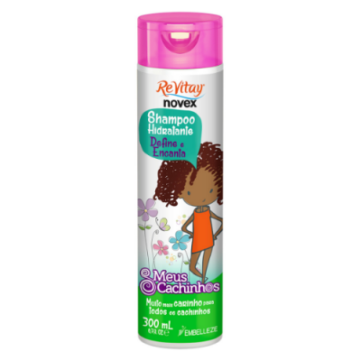 Foto van NOVEX MY LITTLE CURLS Shampoo