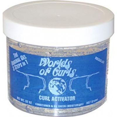 Foto van WORLDS OF CURLS EXTRA REGULAR HAIR