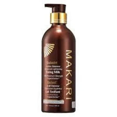 Foto van MAKARI EXCLUSIVE TONE BOOSTING BODY MILK
