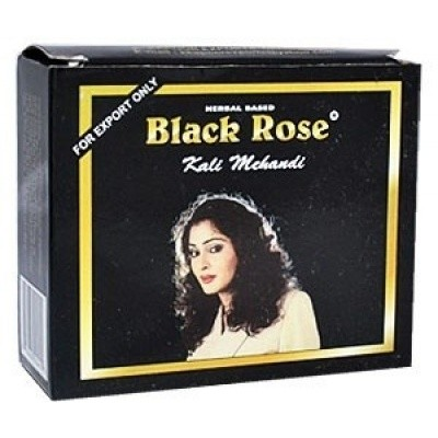 Foto van BLACK ROSE Black