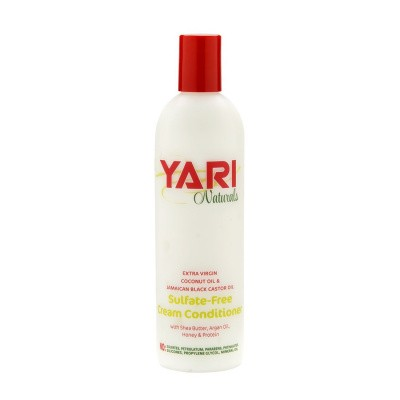 Foto van YARI Naturals Sulfate-Free Cream Conditioner