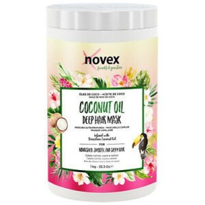 Foto van NOVEX COCONUT OIL Deep Hair Mask 1kg