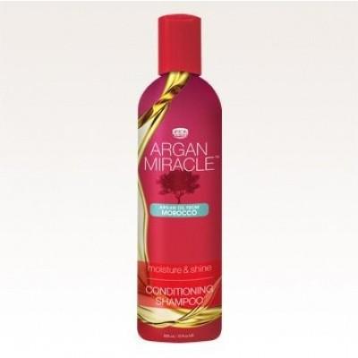 Foto van AFRICAN PRIDE Argan Miracle Shampoo