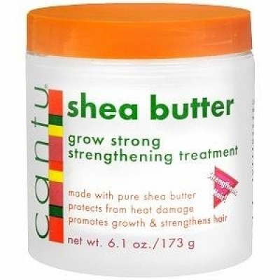 Foto van CANTU Shea Butter Grow Strong