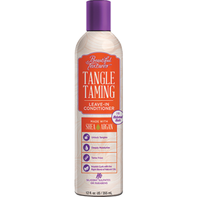 Foto van BEAUTIFUL TEXTURES Tangle Taming Leave in Conditioner