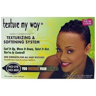 AFRICA'S BEST Texture my Way Texturizer