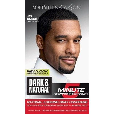 Foto van DARK AND NATURAL COLOR Jet Black