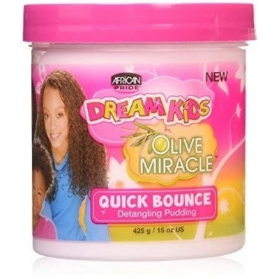 Foto van AFRICAN PRIDE Dream Kids Quick Bounce Pudding