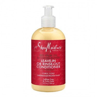 Foto van SHEA MOISTURE RED PALM OIL & COCOA BUTTER RINSE OUT OR LEAVE IN CONDITIONER