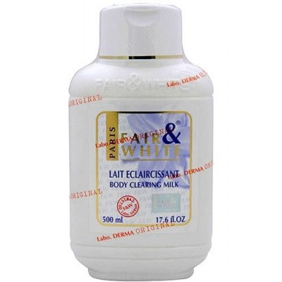 Foto van FAIR AND WHITE Body Clearing Milk