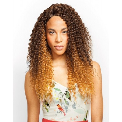 Foto van FEME COLLECTION KINKY CURL BUNDLE WEAVE