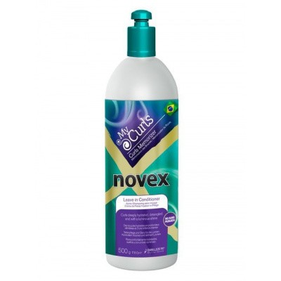 Foto van NOVEX MY CURLS Leave In Conditioner