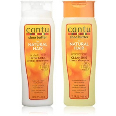 Foto van CANTU NATURAL SHEABUTTER SET