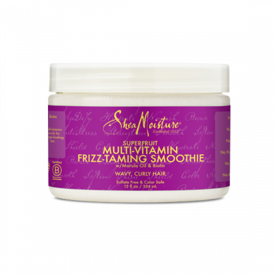 Foto van SHEA MOISTURE SUPERFRUIT MULTI-VITAMIN FRIZZ-TAMING SMOOTHIE