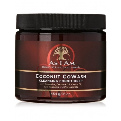 Foto van AS I AM Coconut Co-Wash